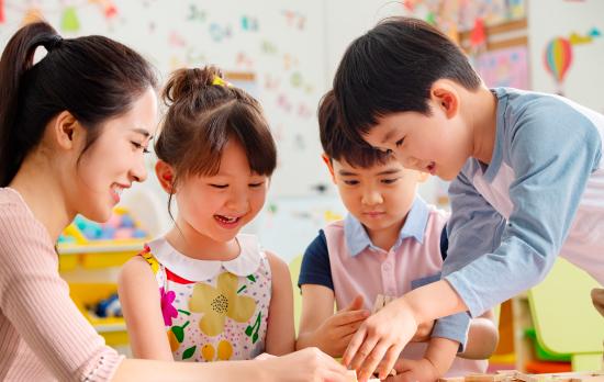 Dành cho trẻ em từ 4.5 - 5.5 tuổi