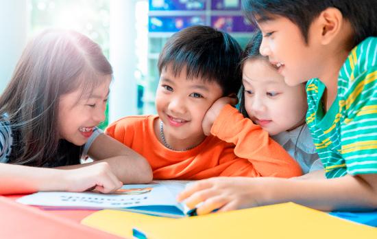 Dành cho trẻ em từ 5.5 - 6.5 tuổi